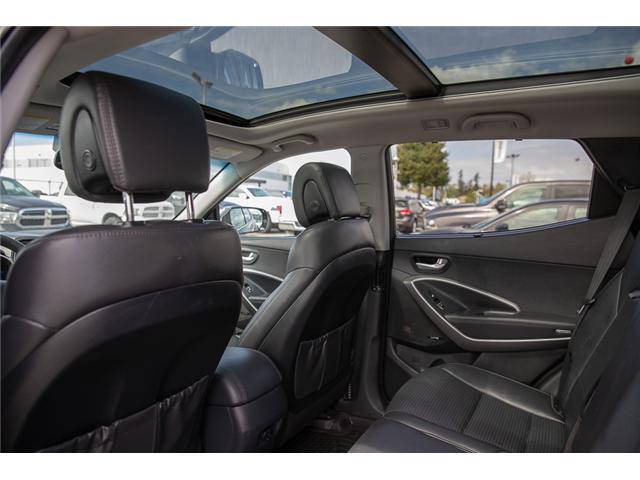 2016 Hyundai Santa Fe Sport 2.0T Limited (Stk: K541366AA) in Surrey - Image 10 of 27