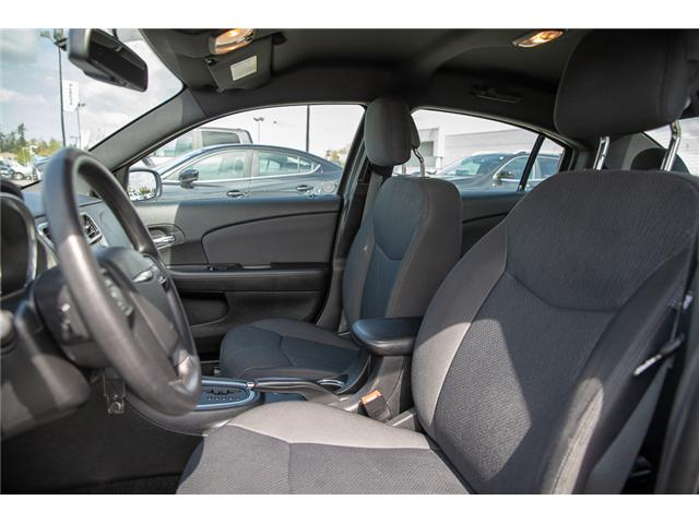 2012 Chrysler 200 LX (Stk: K564577AAA) in Surrey - Image 7 of 23
