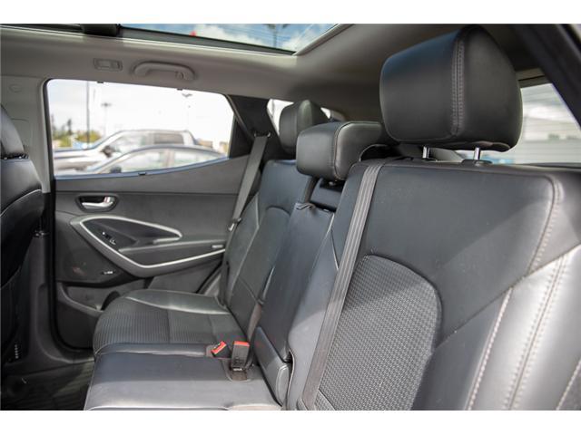 2016 Hyundai Santa Fe Sport 2.0T Limited (Stk: K541366AA) in Surrey - Image 11 of 27