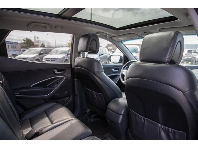 2016 Hyundai Santa Fe Sport 2.0T Limited (Stk: K541366AA) in Surrey - Image 15 of 27