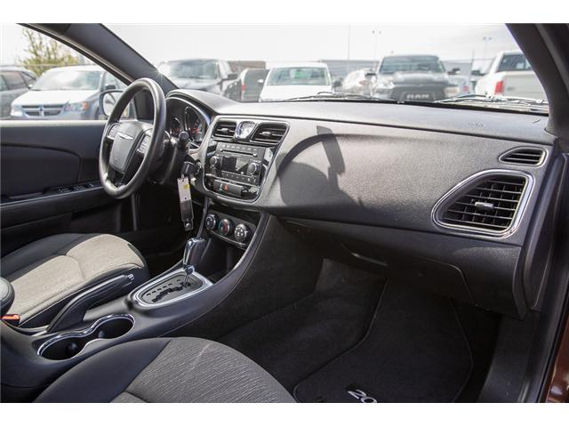 2012 Chrysler 200 LX (Stk: K564577AAA) in Surrey - Image 15 of 23