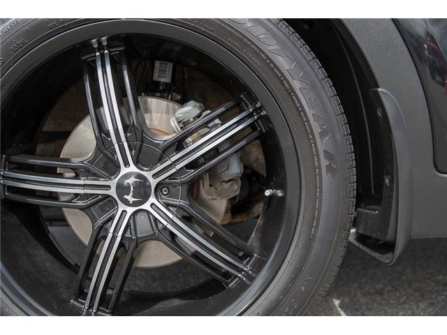 2016 Hyundai Santa Fe Sport 2.0T Limited (Stk: K541366AA) in Surrey - Image 18 of 27