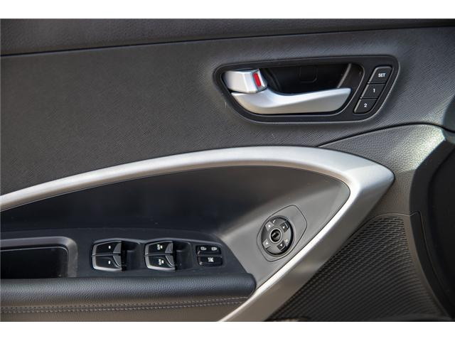 2016 Hyundai Santa Fe Sport 2.0T Limited (Stk: K541366AA) in Surrey - Image 19 of 27
