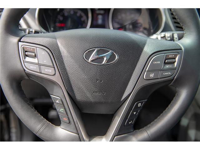 2016 Hyundai Santa Fe Sport 2.0T Limited (Stk: K541366AA) in Surrey - Image 20 of 27