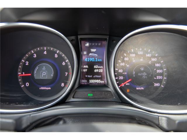 2016 Hyundai Santa Fe Sport 2.0T Limited (Stk: K541366AA) in Surrey - Image 21 of 27