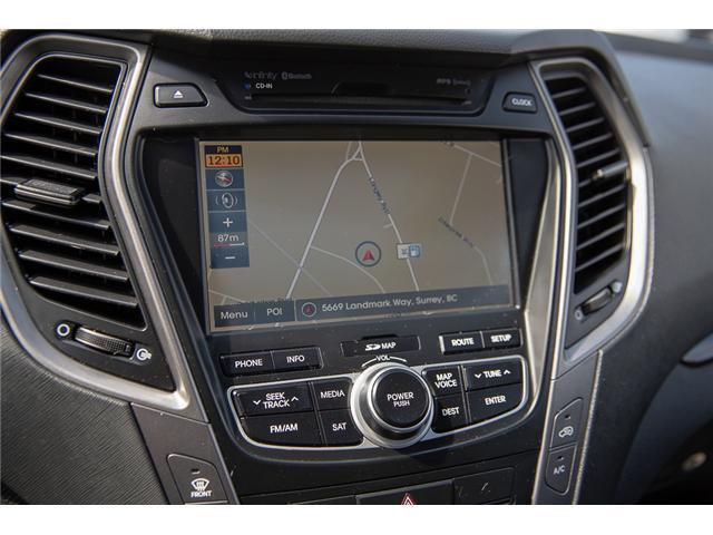 2016 Hyundai Santa Fe Sport 2.0T Limited (Stk: K541366AA) in Surrey - Image 22 of 27