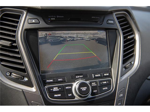2016 Hyundai Santa Fe Sport 2.0T Limited (Stk: K541366AA) in Surrey - Image 23 of 27