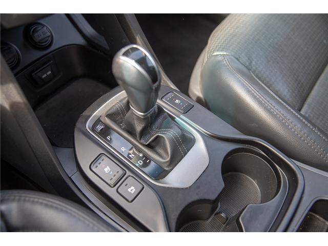 2016 Hyundai Santa Fe Sport 2.0T Limited (Stk: K541366AA) in Surrey - Image 25 of 27