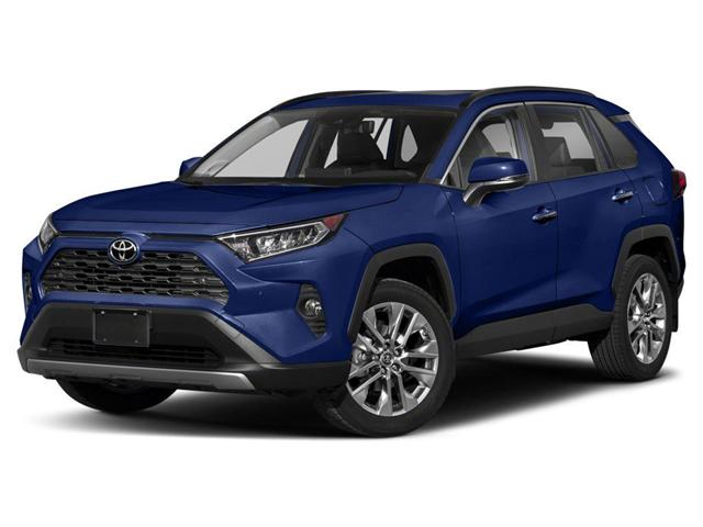 2019 Toyota RAV4 Limited (Stk: N08319) in Goderich - Image 1 of 9