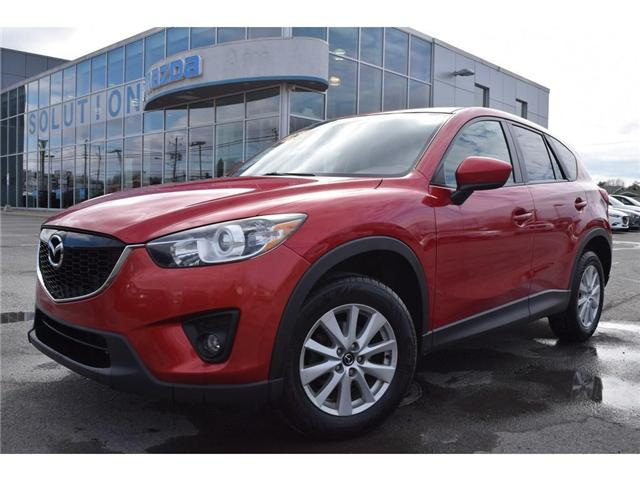2014 Mazda CX-5 GS (Stk: 19110A) in Châteauguay - Image 1 of 25