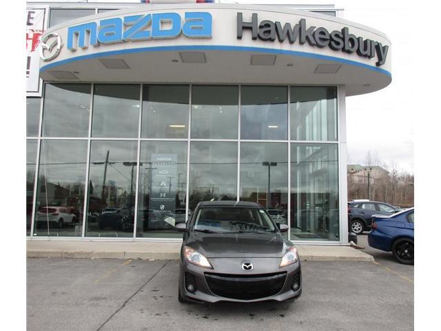 2013 Mazda Mazda3 GS-SKY (Stk: HM27014A) in Hawkesbury - Image 1 of 12