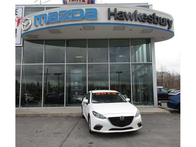 2014 Mazda Mazda3 GS-SKY (Stk: HM27142A) in Hawkesbury - Image 1 of 9