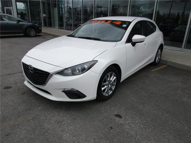 2014 Mazda Mazda3 GS-SKY (Stk: HM27142A) in Hawkesbury - Image 3 of 9