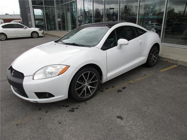 2012 Mitsubishi Eclipse GT-P (Stk: HM27260A) in Hawkesbury - Image 3 of 7