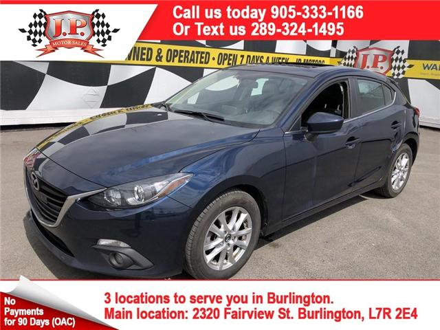 2015 Mazda Mazda3 GS (Stk: 3MZBM1) in Burlington - Image 1 of 14