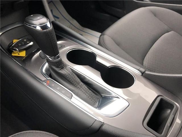 2016 Chevrolet Malibu LT|NEW BODY STYLE|BLUETOOTH|LOW KMS| (Stk: PL17840) in BRAMPTON - Image 17 of 18