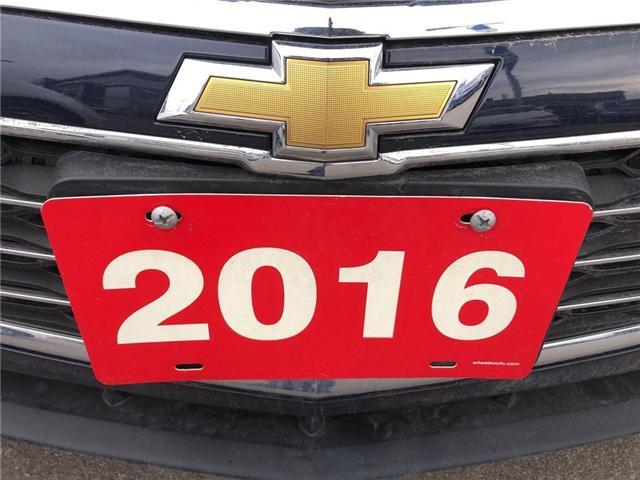 2016 Chevrolet Malibu LT|NEW BODY STYLE|BLUETOOTH|LOW KMS| (Stk: PL17840) in BRAMPTON - Image 18 of 18