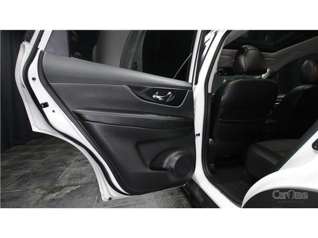 2017 Nissan Rogue SL Platinum (Stk: CJ19-193) in Kingston - Image 7 of 36