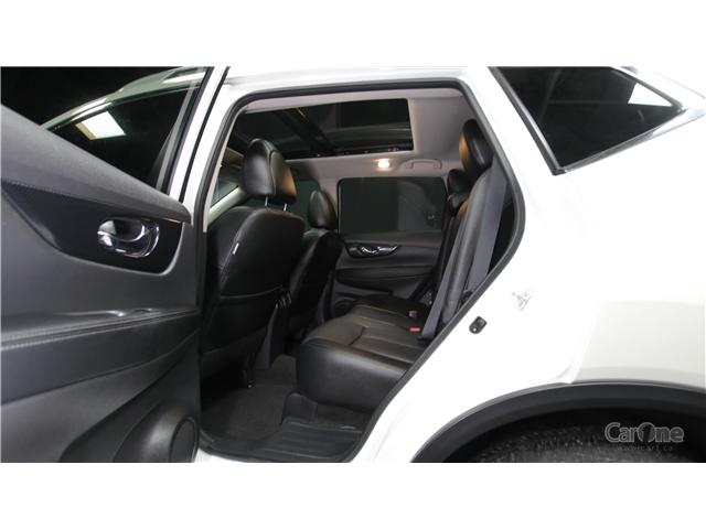 2017 Nissan Rogue SL Platinum (Stk: CJ19-193) in Kingston - Image 8 of 36