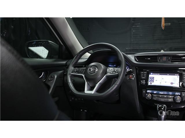 2017 Nissan Rogue SL Platinum (Stk: CJ19-193) in Kingston - Image 10 of 36