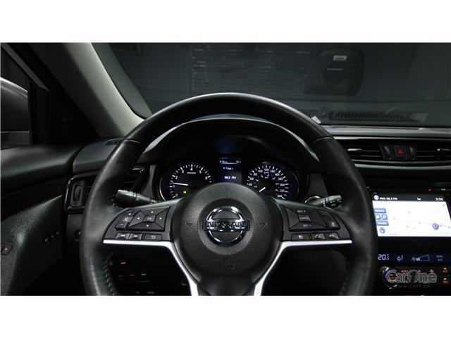 2017 Nissan Rogue SL Platinum (Stk: CJ19-193) in Kingston - Image 20 of 36