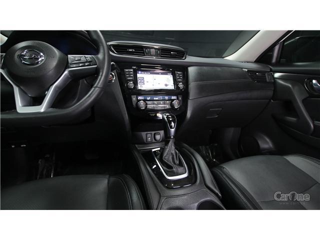 2017 Nissan Rogue SL Platinum (Stk: CJ19-193) in Kingston - Image 22 of 36