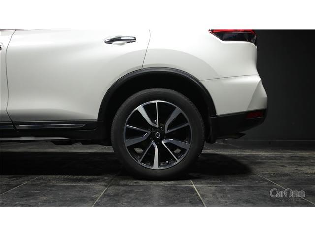 2017 Nissan Rogue SL Platinum (Stk: CJ19-193) in Kingston - Image 33 of 36