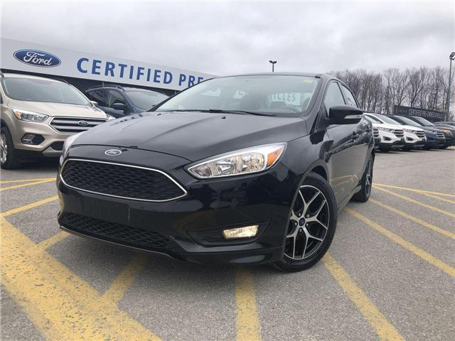 2017 Ford Focus SE (Stk: ES19303A) in Barrie - Image 1 of 20