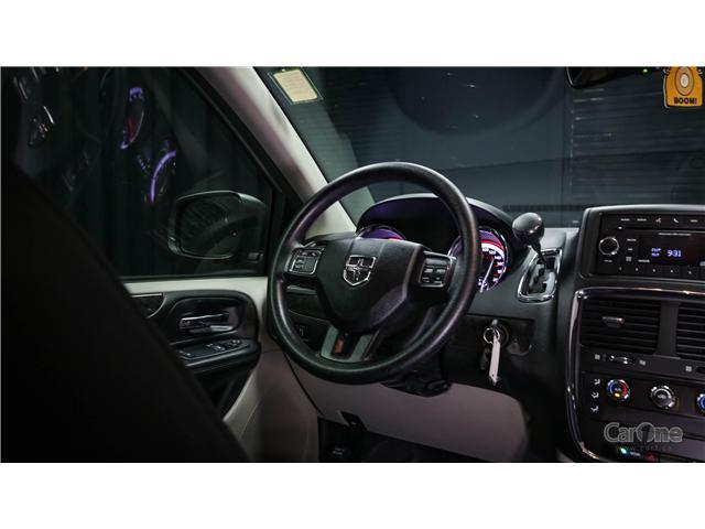 2018 Dodge Grand Caravan CVP/SXT (Stk: CJ19-196) in Kingston - Image 10 of 28