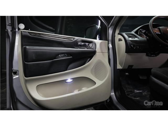 2018 Dodge Grand Caravan CVP/SXT (Stk: CJ19-196) in Kingston - Image 11 of 28