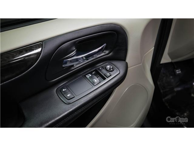 2018 Dodge Grand Caravan CVP/SXT (Stk: CJ19-196) in Kingston - Image 12 of 28