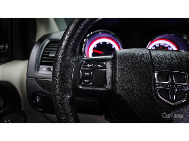 2018 Dodge Grand Caravan CVP/SXT (Stk: CJ19-196) in Kingston - Image 13 of 28