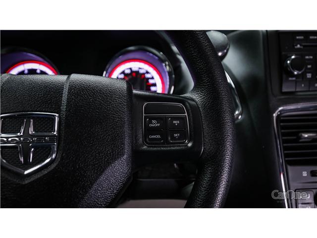 2018 Dodge Grand Caravan CVP/SXT (Stk: CJ19-196) in Kingston - Image 14 of 28