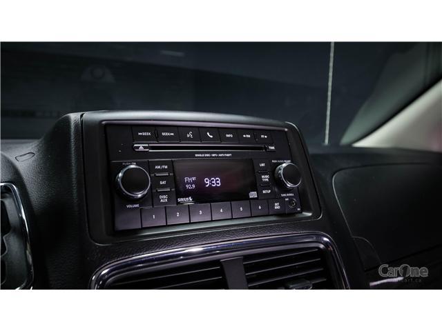2018 Dodge Grand Caravan CVP/SXT (Stk: CJ19-196) in Kingston - Image 17 of 28