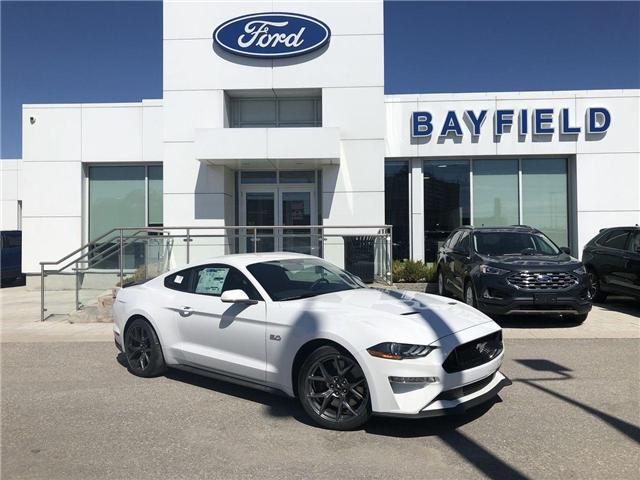 2019 Ford Mustang GT (Stk: MS19548) in Barrie - Image 1 of 21