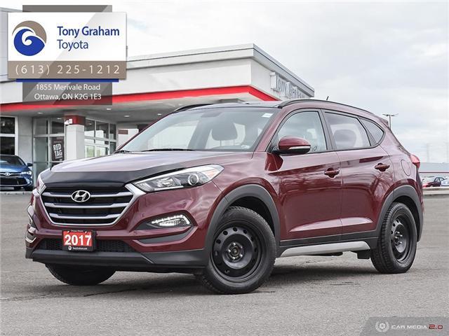 2017 Hyundai Tucson Premium (Stk: 57894A) in Ottawa - Image 1 of 28