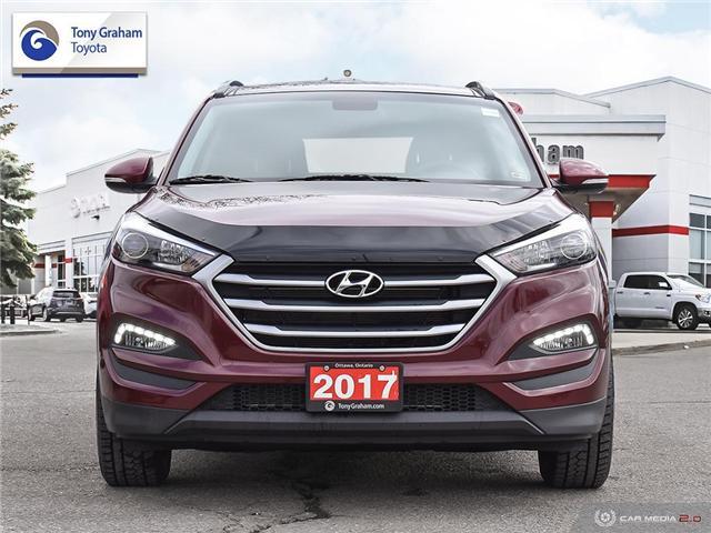 2017 Hyundai Tucson Premium (Stk: 57894A) in Ottawa - Image 2 of 28