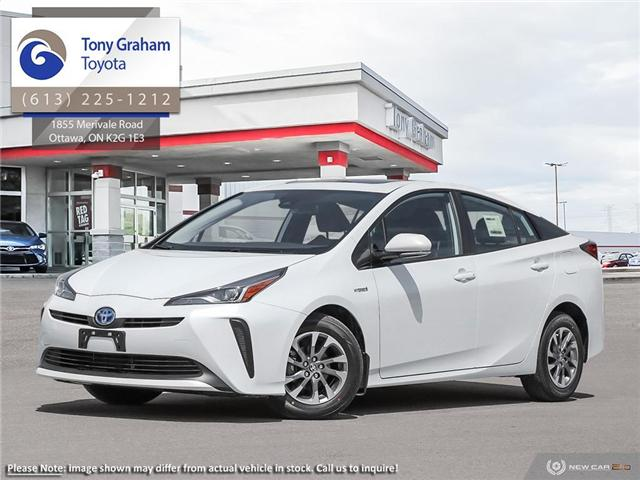 2019 Toyota Prius Technology (Stk: 58059) in Ottawa - Image 1 of 23