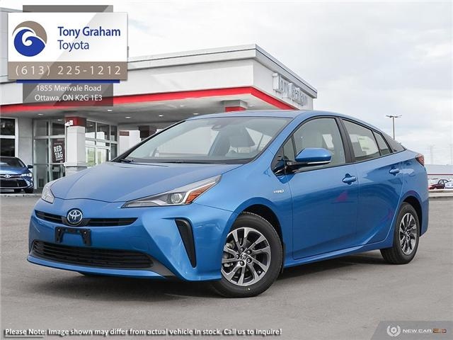 2019 Toyota Prius Technology (Stk: 57923) in Ottawa - Image 1 of 23