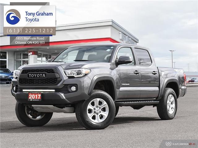 2017 Toyota Tacoma TRD Off Road (Stk: 57770A) in Ottawa - Image 1 of 27