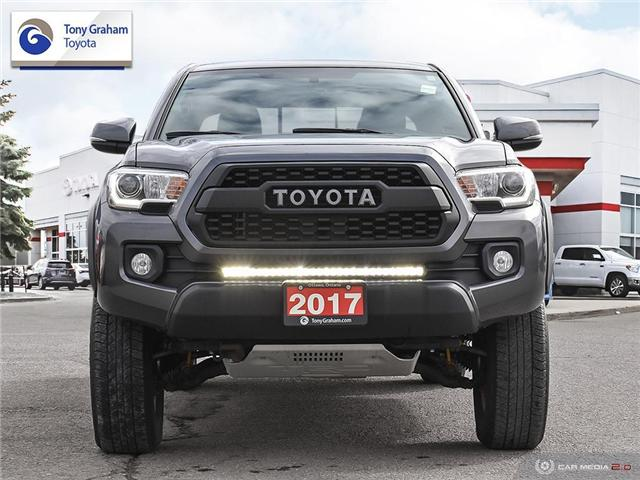 2017 Toyota Tacoma TRD Off Road (Stk: 57770A) in Ottawa - Image 2 of 27