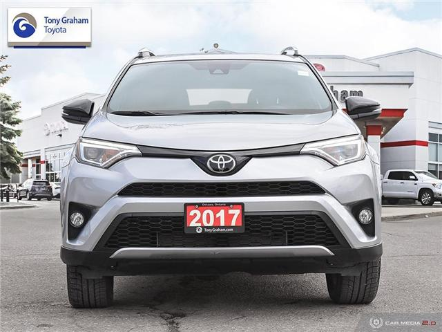 2017 Toyota RAV4 SE (Stk: U9095) in Ottawa - Image 2 of 29