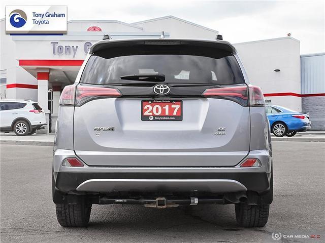 2017 Toyota RAV4 SE (Stk: U9095) in Ottawa - Image 5 of 29