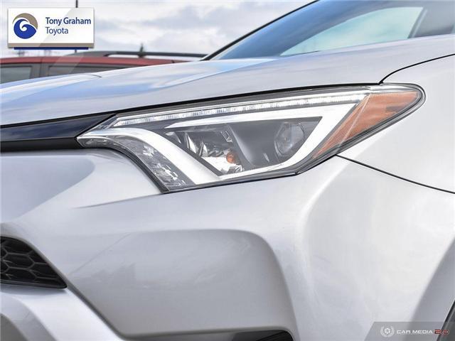 2017 Toyota RAV4 SE (Stk: U9095) in Ottawa - Image 10 of 29