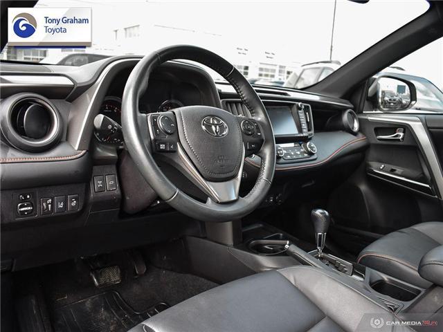 2017 Toyota RAV4 SE (Stk: U9095) in Ottawa - Image 13 of 29