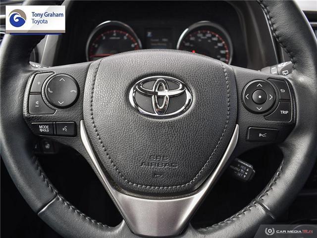 2017 Toyota RAV4 SE (Stk: U9095) in Ottawa - Image 14 of 29
