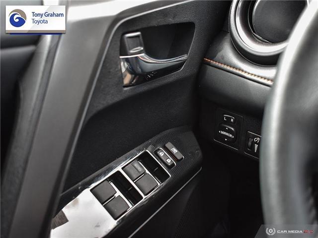 2017 Toyota RAV4 SE (Stk: U9095) in Ottawa - Image 16 of 29