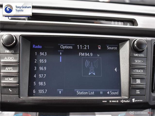 2017 Toyota RAV4 SE (Stk: U9095) in Ottawa - Image 18 of 29