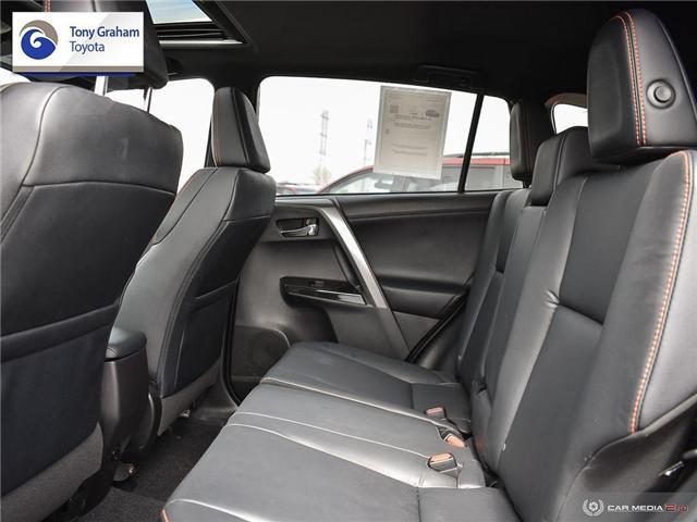 2017 Toyota RAV4 SE (Stk: U9095) in Ottawa - Image 25 of 29