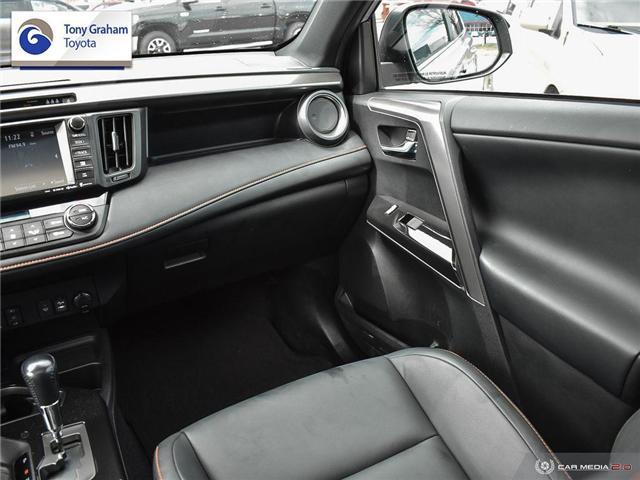 2017 Toyota RAV4 SE (Stk: U9095) in Ottawa - Image 27 of 29